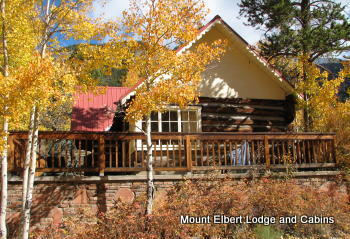 Mt Elbert Lodge